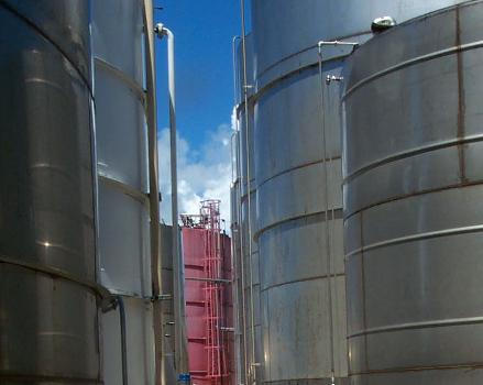 Tank Farm - EPC Company
