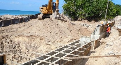 Seawall Construction - EPC Company